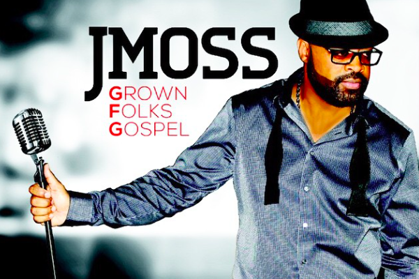 J-Moss-Grown-Folks-Gospel-Album-Cover