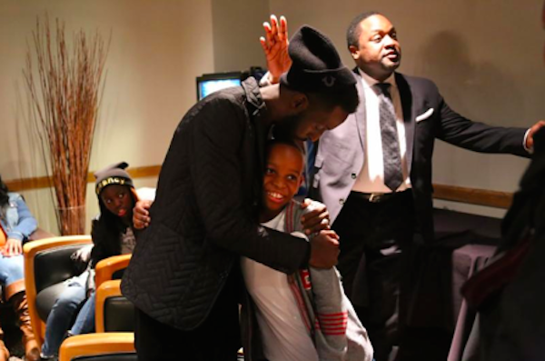 tye-tribbett-kentrell-johnson-make-a-wish-foundation