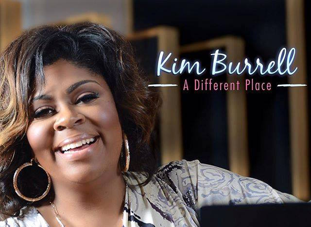 kim burrell - from a different world