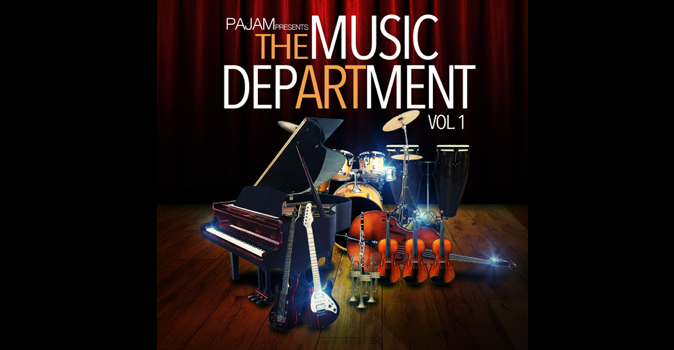 PAJAM Presents The Music Department Vol. 1