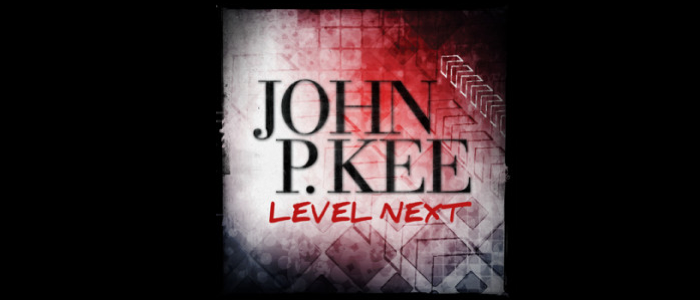 john p kee - level next album cover