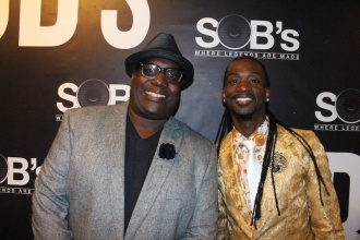 Shawn Gibbs, Sha'Lik Harford - Soul Sessions at SOBs NYC