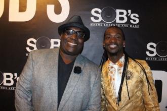 Shawn Gibbs, Sha'Lik Harford - Soul Sessions at SOBs NYC
