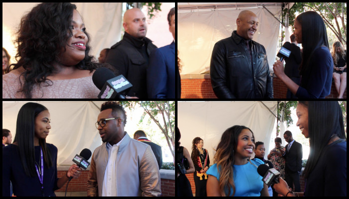 Dove Awards 2015 Red Carpet