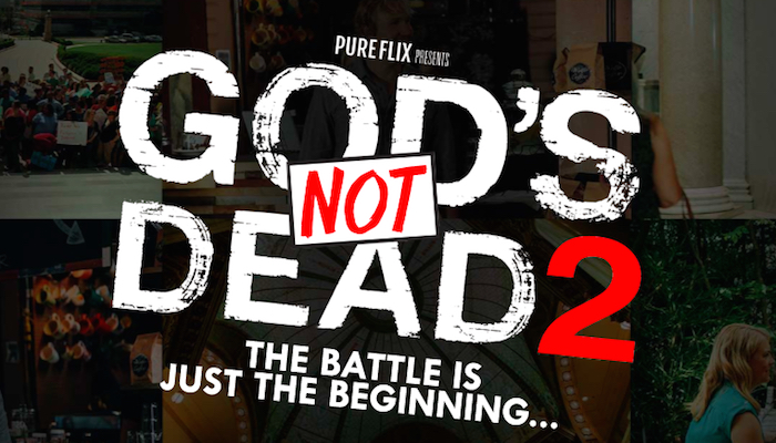 God's Not Dead 2 copy