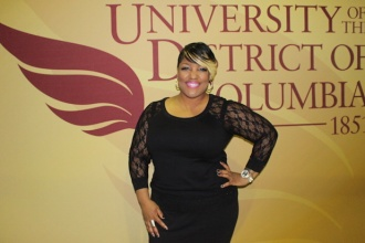 Anita Wilson at UDC - live album, christmas album coming