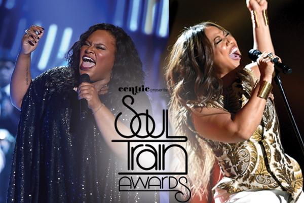 erica campbell, tasha cobbs, soul train awards