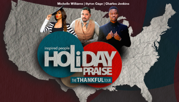 holiday praise - the thankful tour