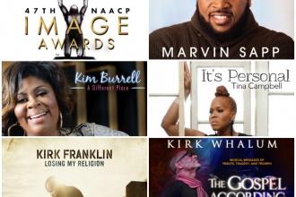 2016 NAACP IMage Award Nominees