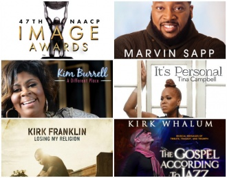 2016 NAACP IMage Award Nominees