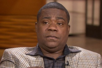 tracy morgan on the today show