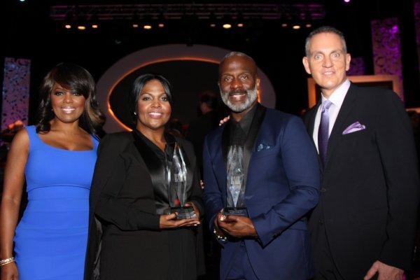 2016 BMI Trailblazers of Gospel Honorees BeBe and CeCe Winans