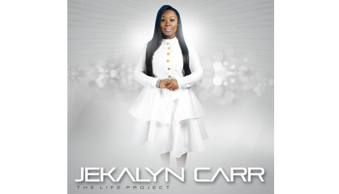 Jekalyn Carr - The Life Project album cover