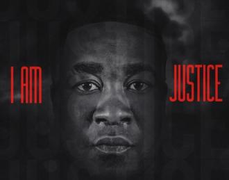 """Canton Jones """"I Am Justice"""" Album Cover"""