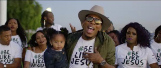 "Deitrick Haddon ""Be Like Jesus"" Music Video"