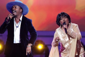 Shirley Caesar and Anthony Hamilton