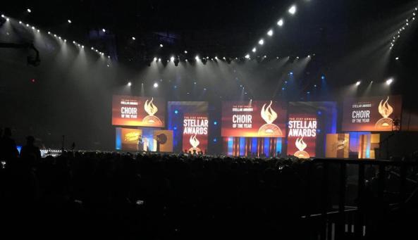 stellar awards 2016 orleans arena