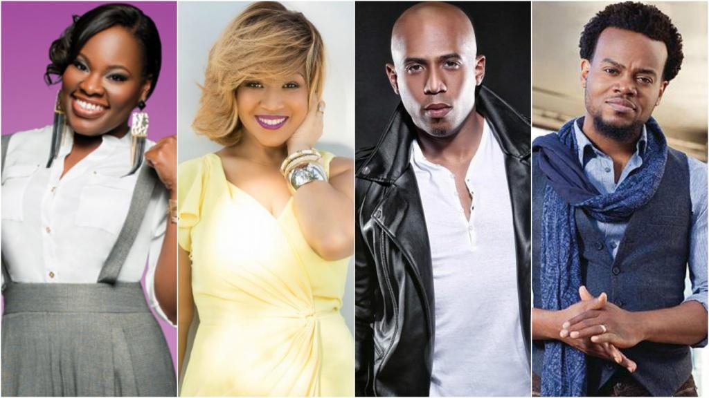 billboard music award gospel nominees