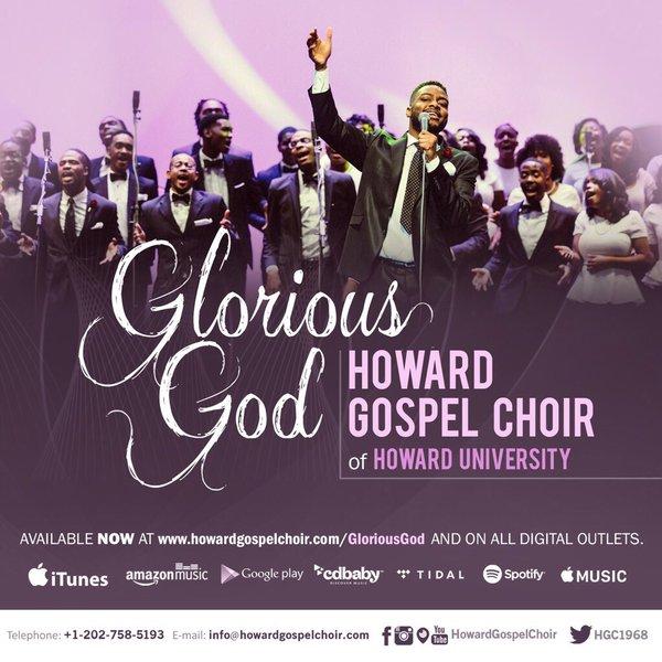 howard gospel choir - glorious god