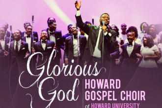 the howard gospel choir - glorious god