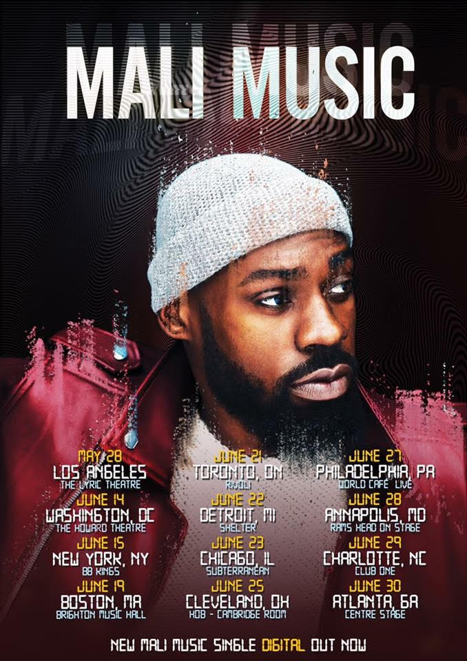 mali music tour june 2016