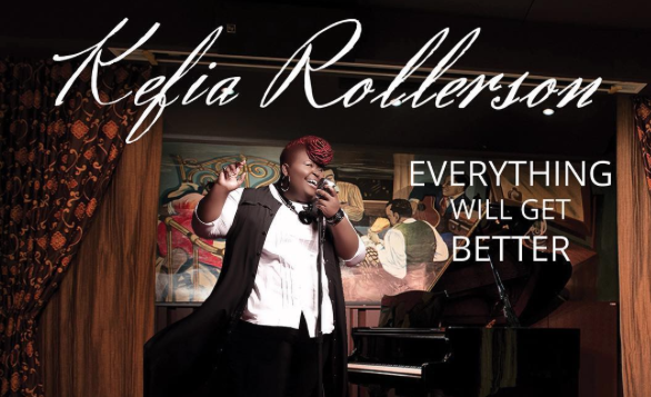 kefia rollerson - everything will get better