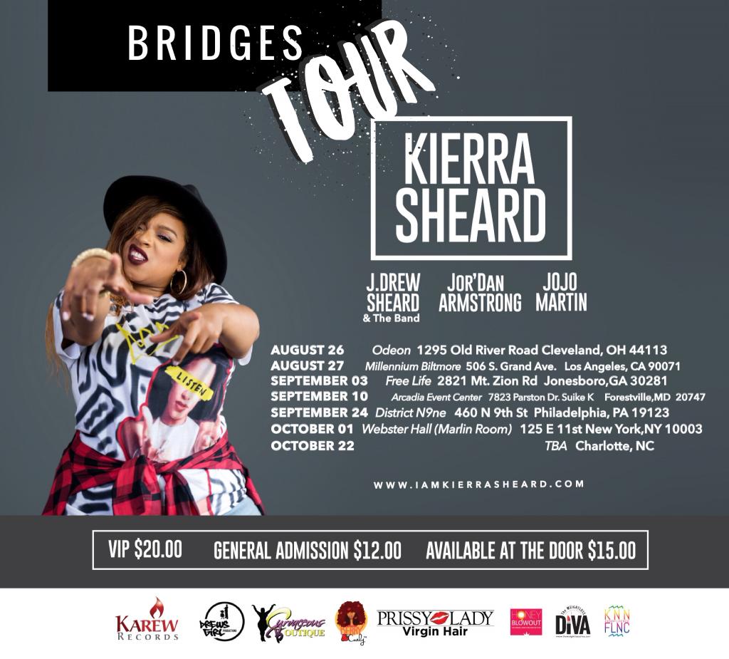 kierra-sheard-bridges-tour