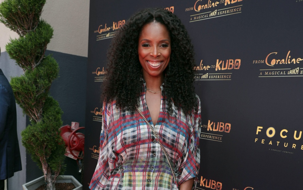 "Tasha Smith seen at Focus Features and LAIKA Grand Opening of ""From Coraline to Kubo: A Magical LAIKA Experience"" at The Globe Theatre on Friday, August 05, 2016, in Universal City, CA. (Photo by Eric Charbonneau/Invision for Focus Features/AP Images)"