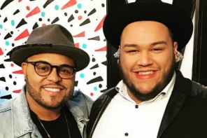 """Christian Cuevas Switches Up the Game During Performance of """"To Worship You I Live"""" on 'The Voice [VIDEO]"""