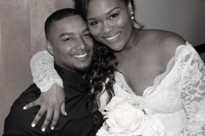 Congrats! Ruth La'Ontra Gets Married