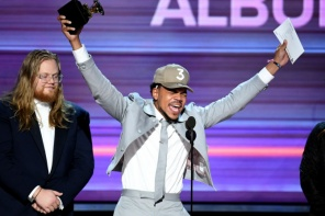 Watch Chance the Rapper's GRAMMY Performance With Kirk Franklin & Tamela Mann [VIDEO]
