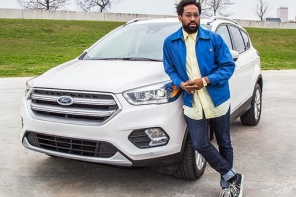 PJ Morton Tapped for the Ford Music Campaign