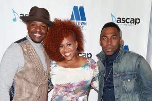 """EXCLUSIVE: ASCAP & Motown Celebrate 2017 Stellar Award Nominees With """"Morning Glory"""" Reception"""