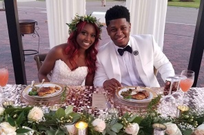 Congrats! Jor'Dan Armstrong Gets Married [PHOTOS]