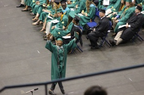 Kelontae Gavin Graduates From High School