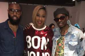 Le'Andria Johnson Discusses Her Favorite Parts of Recording a New Sound [EXCLUSIVE]