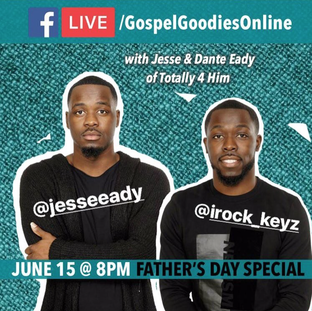 dante and jesse eady fathers day special