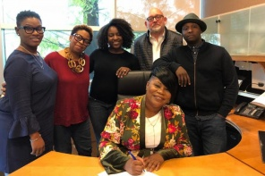 Maranda Curtis Inks Deal With Red Alliance Media, Preps Live Recording