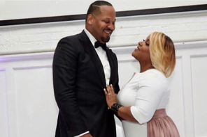 Anita Wilson Marries Producer Rick Robinson!