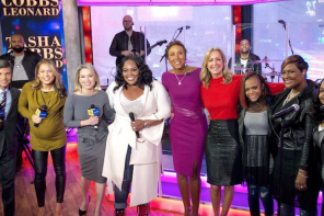 Tasha Cobbs Leonard Gives Chilling Performance On 'Good Morning America' [VIDEO]