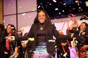 Dr. Irishea Hilliard Makes History As African American Woman Pastor Of Mega Church