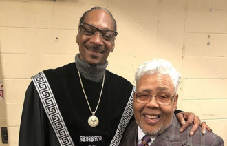 Snoop Dogg and Rance Allen