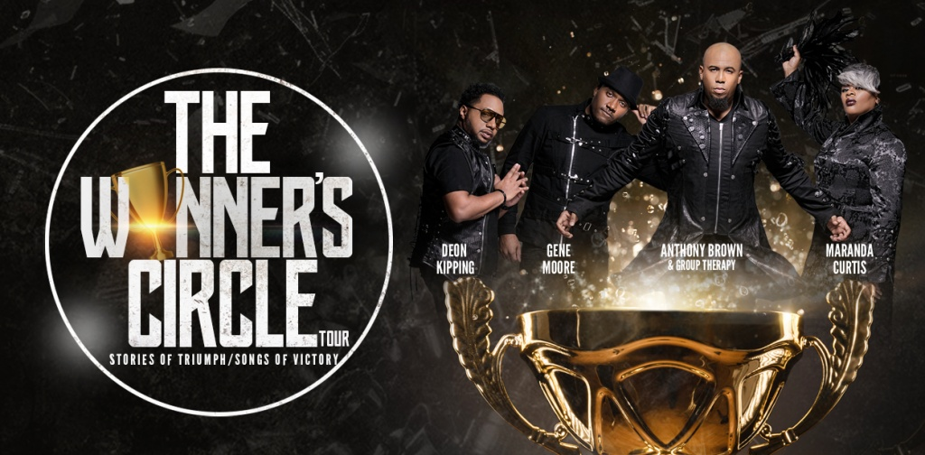 The winner's circle tour