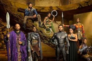 Wakanda Forever: Gospel Stars Play Dress Up For 'Black Panther' Movie