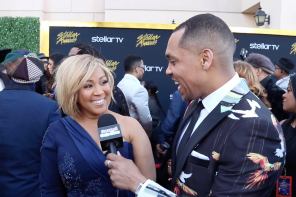 stellar awards 2018 red carpet