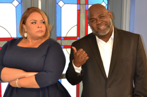 "David & Tamela Mann To Star In TV One Christmas Movie, ""Merry Wish-Mas"""