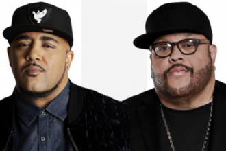 emcee nice and fred hammond