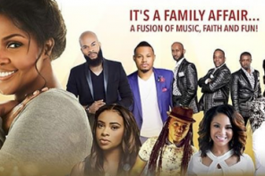 CeCe Winans, JJ Hairston & Todd Dulaney To Headline Musical Soul Food Festival