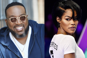 Teyana Taylor Samples Marvin Sapp's 'Never Would've Made It'