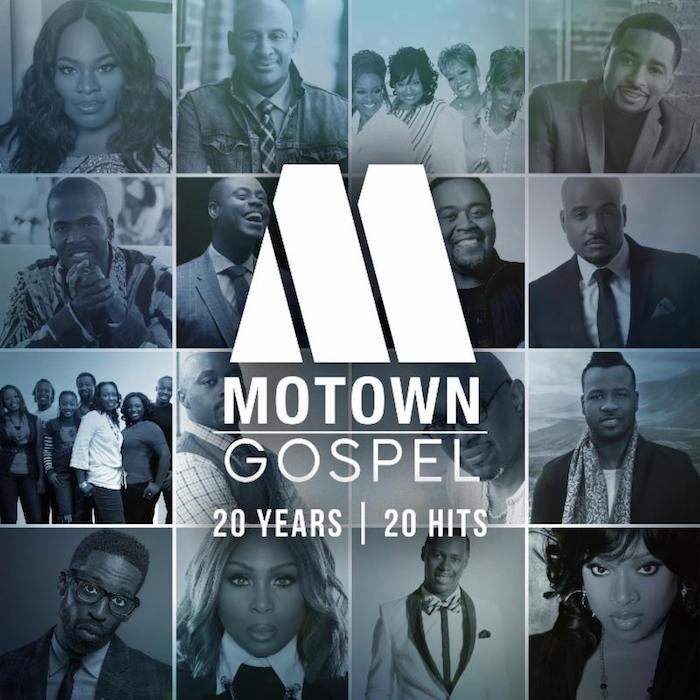 Motown Gospel 2020 Album